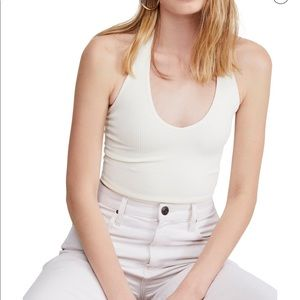 Urban Outfitters Crop Halter Top